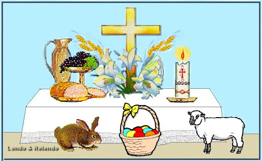 Imagens Dos Simbolos da Pascoa Simbolos-da-pascoa
