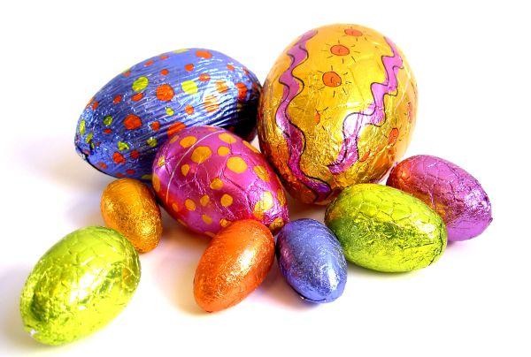 A origem dos ovos de Páscoa possui várias lendas e histórias ao redor de si (Foto: Divulgação)