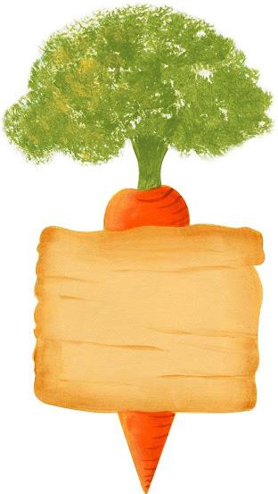 Carrot Sign