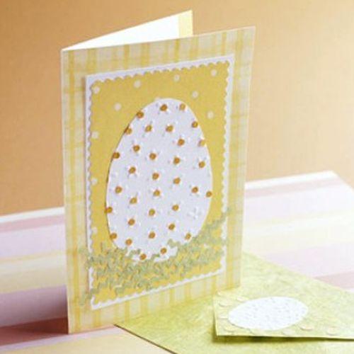 Baixe e utilize estes cartões de Páscoa para deixar a sua Páscoa ainda mais especial (Foto: Divulgação)