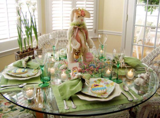 Os enfeites de Páscoa para casas mudam totalmente a decoração de seu lar, deixando-o mais aconchegante (Foto: Divulgação)