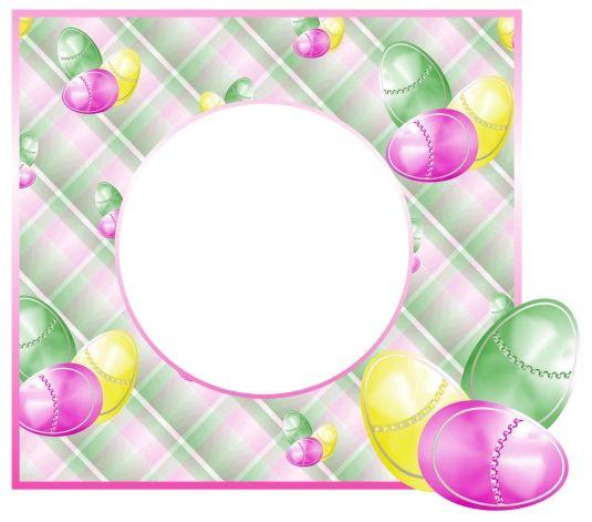 cuadro circular huevos