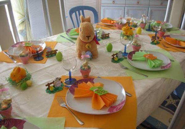 Os enfeites de Páscoa para crianças podem ser confeccionados com os mais diversos materiais (Foto: Divulgação)