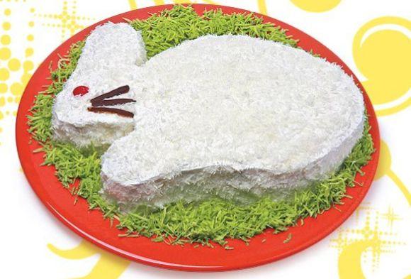 Os bolos de Páscoa podem ter vários estilos e modelos, basta escolher o seu preferido (Foto: Divulgação)