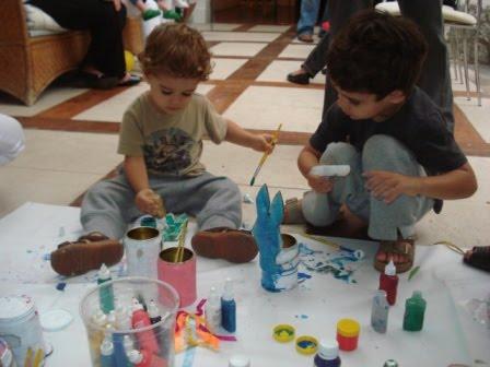 Oficina de Arte - Páscoa 2009 027
