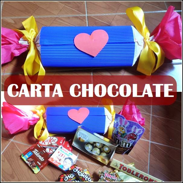 carta chocolate