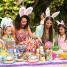 Organizando uma festa de páscoa para crianças