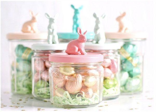 Há muitas e lindas ideias de artesanato para Páscoa, coloque as mãos na massa já (Foto: pinterest.com)