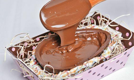 Há muitas dicas para ganhar dinheiro com ovos de Páscoa para você conseguir incrementar a sua renda (Foto: pinterest.com)