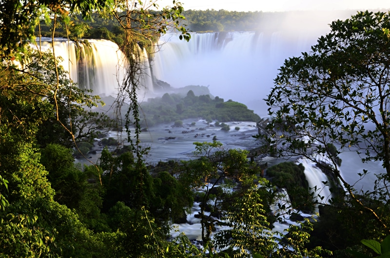 Foto: Cataratas do Iguaçu SA