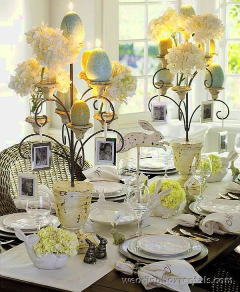 Foto: Easter Wedding Ideas